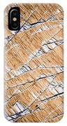 Chopped Up Veneered Wood Board IPhone Case