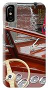 Chris Craft Sea Skiff IPhone Case