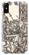 Christ Bearing The Cross IPhone Case