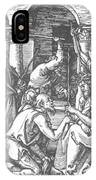 Christ Being Crowned With Thorns 1510 IPhone Case