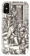 Christ Crowned With Thorns IPhone Case