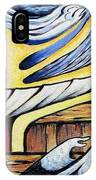 Christ Rebukes The Wind And Waves IPhone Case