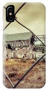 Christchurch Cathedral IPhone Case