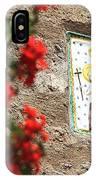 Christian Plaque IPhone Case