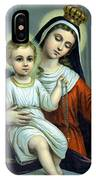 Christianity - Holy Family IPhone Case