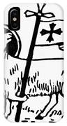 Christianity: Agnus Dei IPhone Case