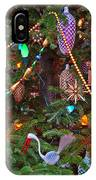 Christmas Bling #2 IPhone Case