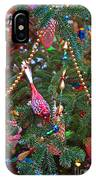 Christmas Bling #5 IPhone Case