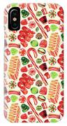 Christmas Candy IPhone Case