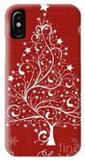 Christmas Card 5 IPhone Case