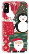 Christmas Collage IPhone Case