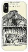 Christmas Crib-1940 IPhone Case