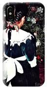 Christmas Dress IPhone Case