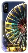 Christmas Fair Scotland IPhone Case