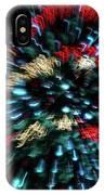 Christmas Fantasy - 2 IPhone Case