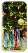 Christmas Holiday Tree IPhone Case