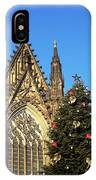 Christmas In Cologne IPhone Case