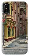 Christmas In Jim Thorpe IPhone X Case