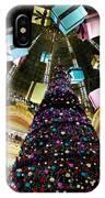 Christmas In Paris 2010 - #1 IPhone Case