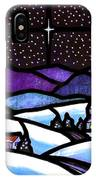 Christmas In The Shenandoah Valey IPhone Case