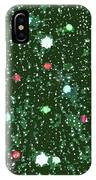 Christmas Lights No. 7-1 IPhone Case