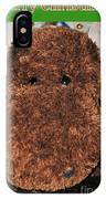 Christmas Moose IPhone Case