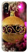 Christmas Ornament 1 IPhone Case