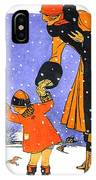 Christmas Snow IPhone Case