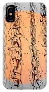 Christmas Super Moon IPhone Case