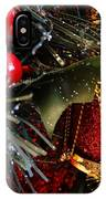Christmas Time Is Here IPhone Case