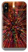 Christmas Tree Colorful Abstract IPhone Case