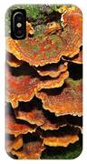 Christmas Turkeytail IPhone Case