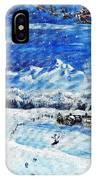 Christmas Wonderland IPhone Case
