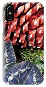 Christmas Wreath 2 IPhone Case