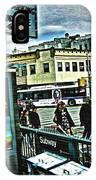 Christopher Street Greenwich Village  IPhone Case