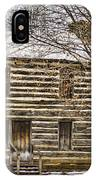 Christopher Taylor House IPhone Case