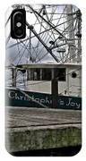 Christopher's Joy IPhone Case