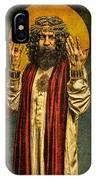 Christus Resurrexit IPhone Case