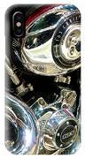 Chrome Beauty 1 IPhone Case