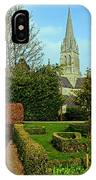 Church Garden IPhone Case