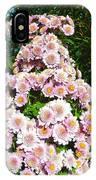 Chrysanths IPhone Case