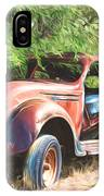 Chrysler Airflow Painterly Expression IPhone Case