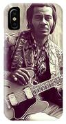 Chuck Berry, Music Legend IPhone Case