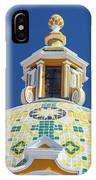 Church Dome And Blue Sky IPhone Case