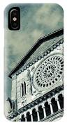 Church Of San Pietro - Tuscania IPhone Case