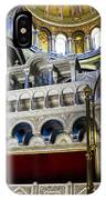 Church Of The Holy Sepulchre Interior IPhone Case