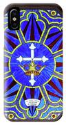 Church Of The Mediator Window IPhone Case
