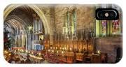 Church Organist IPhone X Case