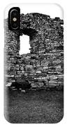 Church Ruins Hvalsey IPhone Case