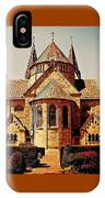 Church To Worship The Living God Catus 1 No. 1 H B IPhone Case